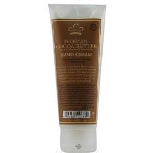 Nubian Heritage   Hand Cream Ivorian Cocoa   4 oz Beauty