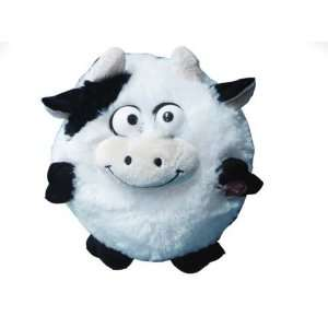 Orly World Puffy Critters Comet the Cow: Toys & Games
