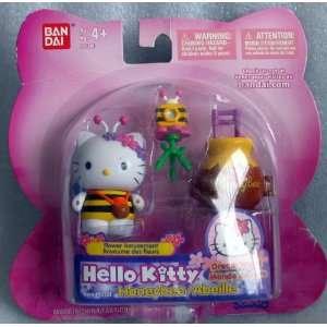 Ban Dai   Hello Kitty   Dream World Playset   Honeybee