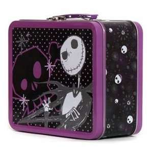 Nightmare Before Christmas Metal Tin Lunch Box WDLB0001