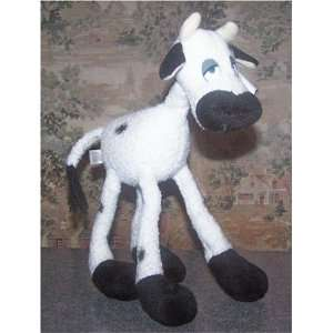 Large 10 Plush Bendable Cow: Toys & Games