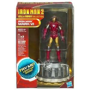Iron Man 2 Hall of Armor Collection Figure Iron Man Mark VI  Toys