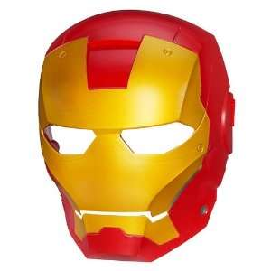 Iron Man Avengers Assemble Mark IV Hero Mask Toys & Games