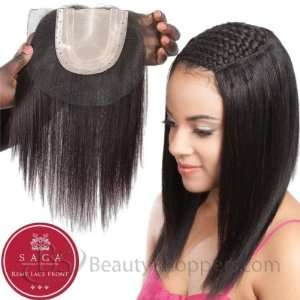 Saga Remy Human Hair Handmade Lace Closure 76