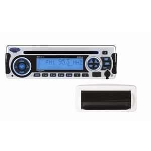 JENSEN MSR3012RTL AM/FM/CD/ IPOD/USB SIRIUS READY STEREO: