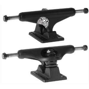 INDEPENDENT STAGE 10 149mm Matte Black Skateboard Trucks   Pair