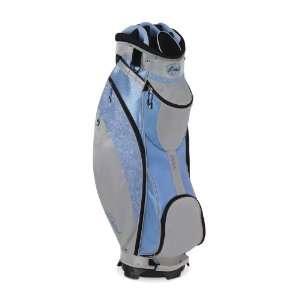 Datrek 2012 D Light Ladies Golf Cart Bag (Blue Paisley