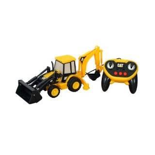 Toystate CAT Big Builder Dozer Lands Remote  Toys & Games