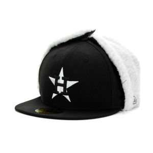 Houston Astros New Era MLB 59FIFTY Dogear Cap Hat