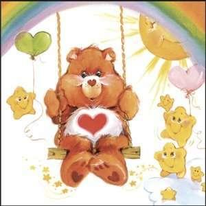 Care Bears Tenderheart Bear Mini Magnet BM CB 0004