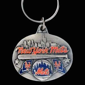 New York Mets Key Ring   MLB Baseball Fan Shop Sports Team