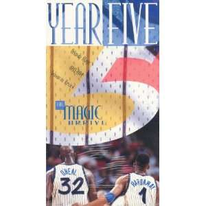 Year Five The Magic Arrive Orlando Magic Movies & TV