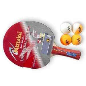 Nittaku Universal 2000 Table Tennis Paddle  Sports