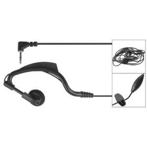 Earhook Mic Earphone for Motorola Walkie Talkie T6500: Electronics