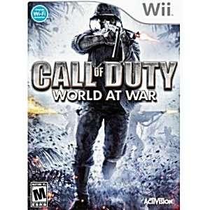 Call of Duty World At War Banner