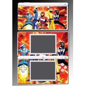 Power Rangers RPM Video Game Vinyl Decal Cover Skin Protector #2 for