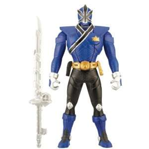 Power Rangers Samurai Blue 6.5 Morphin Action Ranger