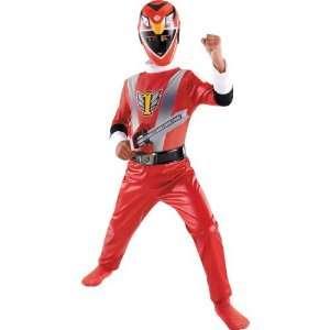 Power Rangers Red Ranger Classic Toddler/Child Costume