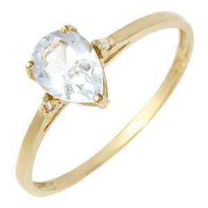 High Quality Solitaire Plus Ring With 0.61ctw Precious Stones