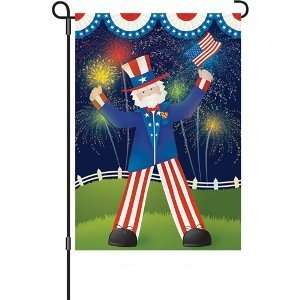 Premier Designs 12 In Flag   Uncle Sams Big Da Toys