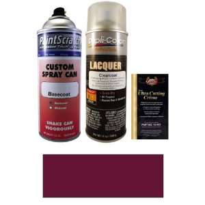 12.5 Oz. Red Purple Metallic Spray Can Paint Kit for 1997