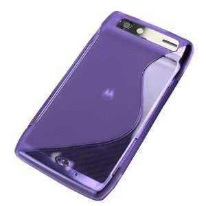 Case for Motorola Droid RAZR MAXX   Purple Cell Phones & Accessories