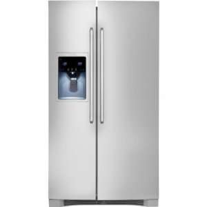 Ft. Capacity Counter Depth Side by Side Refrigerator