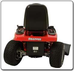 HP Briggs & Stratton ELS Twin Riding Lawn Mower Patio, Lawn & Garden