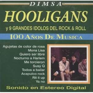 Hooligans & Nueve Grandes Idolos Del Rock & Roll Music