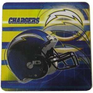 2 NFL SAN DIEGO CHARGERS TEAM LOGO COASTERS Sports