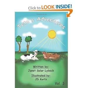 Vol 3 (9780985034313): Janet Solar Lybeck, Justinn D Kurtz: Books