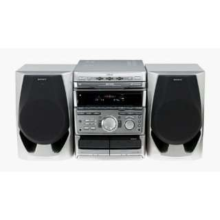 Sony MHC RXD5 Compact Stereo System Electronics