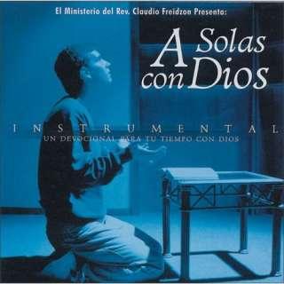 A solas con Dios CD (9780829731101) Claudio Freidzon