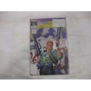 The Terminator 1989 series # 12 comic book Toys & Games