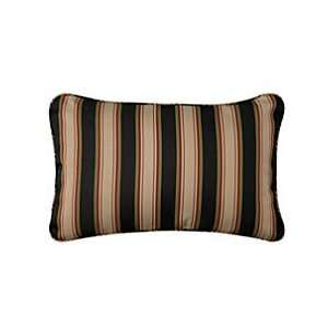 Lumbar Pillow 13x20x6   Tropical Coast Stripe
