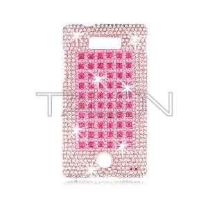 Talon Full Diamond Bling Cell Phone Case Cover Shell for