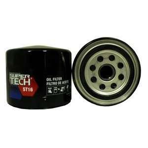 Super Tech Oil Filter St16 Automotive