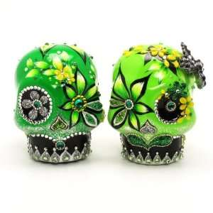 los Muertos Wedding Cake Toppers Day of The Dead A00081 Gothic Wedding