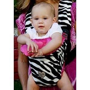 Zoe Zebra Slip Cover Fits Baby Bjorn Original Baby