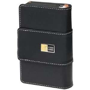 Zune Leather Flip Case Black  Players & Accessories