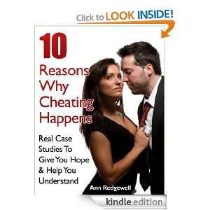 10 Reasons Why Cheating Happens. (Cheat proof Your Marriage Without