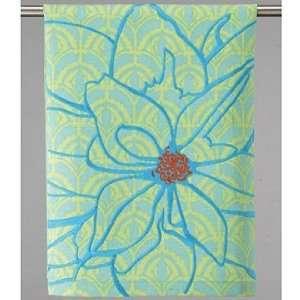 Anna Maria Horner Blue Dahlia Hand Towel Home & Kitchen