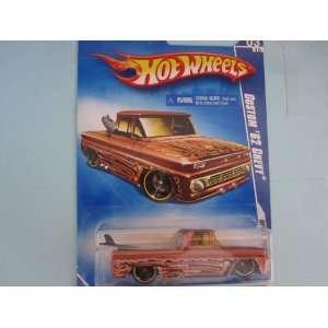 62 Chevy 2009 Rebel Rides Hot Wheels #08 Metalflake Dark Copper
