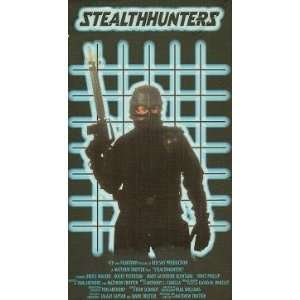 Stealthhunters [VHS] Bruce Walker Movies & TV