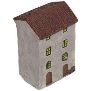 JR Miniatures N Scale Apartment Building (Unpainted Resin