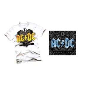 AC/DC Black Ice Bundle Includes Limited Edition Deluxe Version of CD