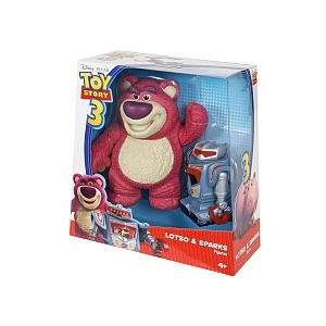 Disney / Pixar Toy Story 3 Exclusive Deluxe Action Figure 2Pack Lotso