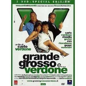 Grande Grosso E Verdone (SE) (2 Dvd): Carlo Verdone