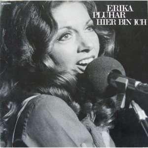 Hier bin ich (1976) / Vinyl record [Vinyl LP] Erika
