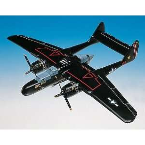 P 61B/C Black Widow Aircraft Replica Toys & Games